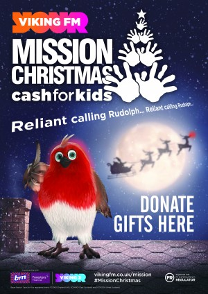 Viking FM - Mission Christmas