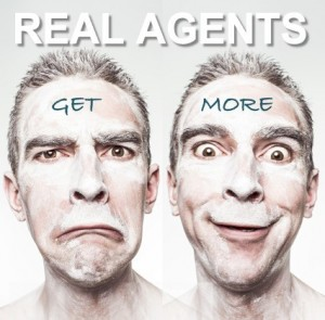 Real Agents Get More