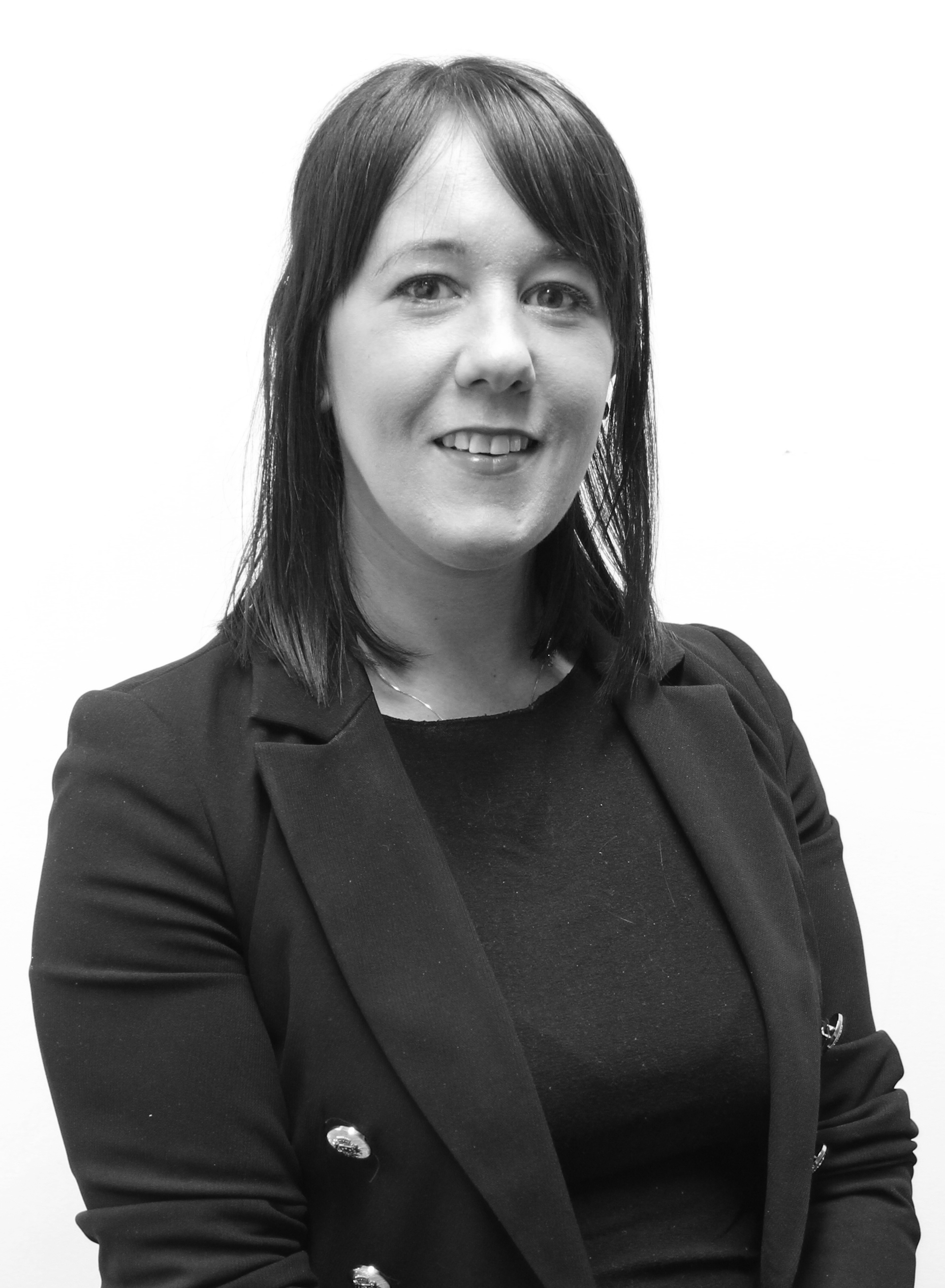 Holly Peck, Sales Manager